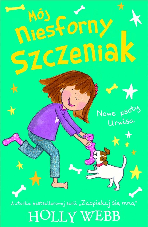 Mój niesforny szczeniak. Nowe psoty Urwisa - Ebook (Książka EPUB) do pobrania w formacie EPUB