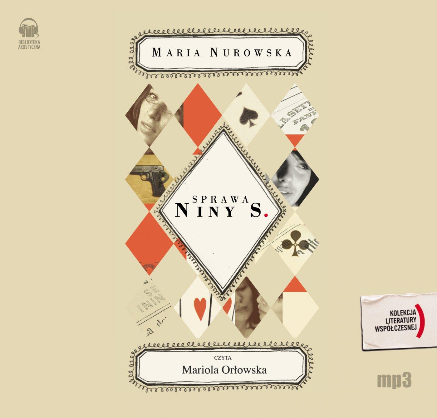 Sprawa Niny S. - Audiobook (Książka audio MP3) do pobrania w całości w archiwum ZIP