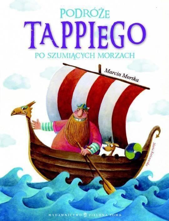 Podróże Tappiego po Szumiących Morzach - Ebook (Książka na Kindle) do pobrania w formacie MOBI