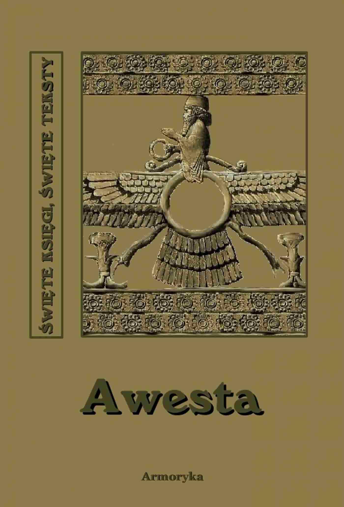 Awesta (Avesta) - Ebook (Książka EPUB) do pobrania w formacie EPUB
