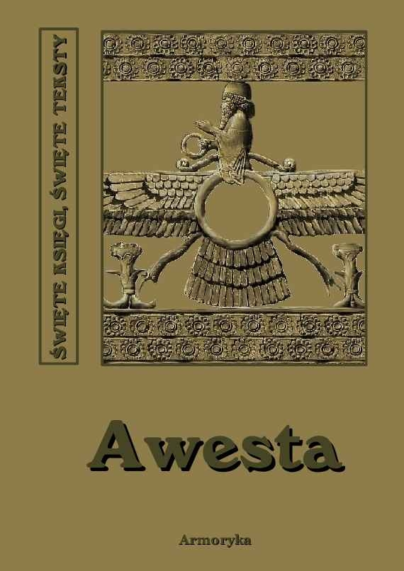 Awesta (Avesta) - Ebook (Książka na Kindle) do pobrania w formacie MOBI