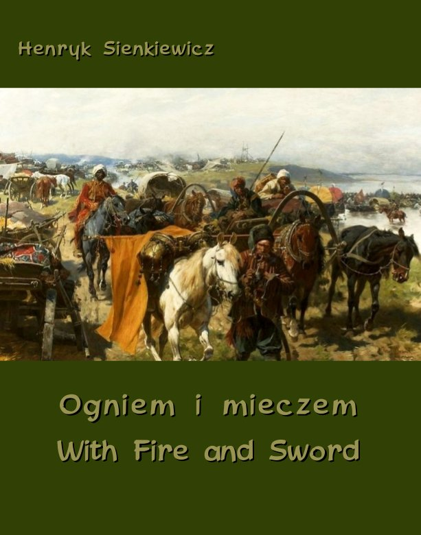Ogniem i mieczem. With Fire and Sword - Ebook (Książka EPUB) do pobrania w formacie EPUB