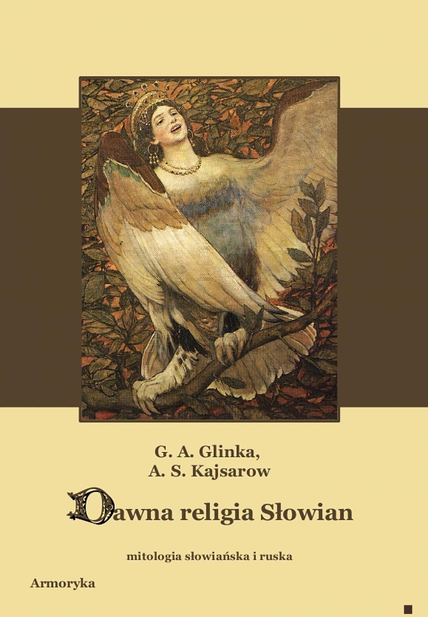 Dawna religia Słowian. Mitologia słowiańska i ruska - Ebook (Książka EPUB) do pobrania w formacie EPUB