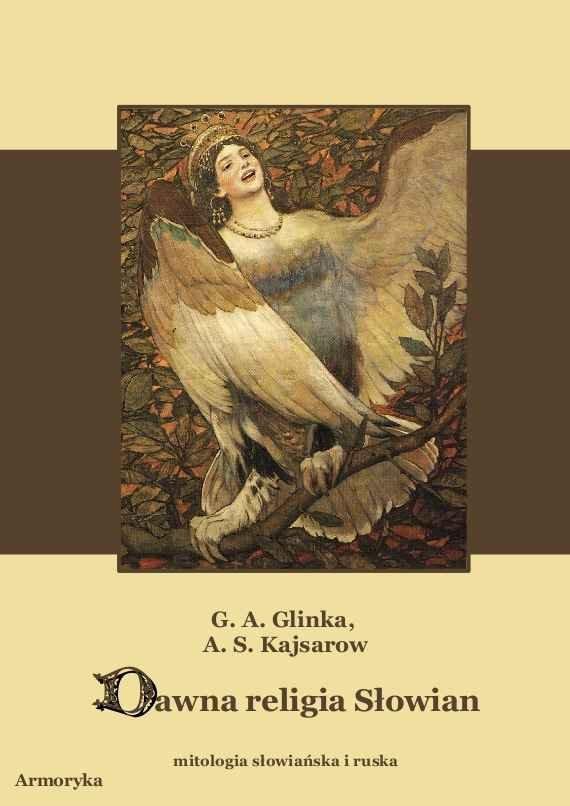 Dawna religia Słowian. Mitologia słowiańska i ruska - Ebook (Książka na Kindle) do pobrania w formacie MOBI