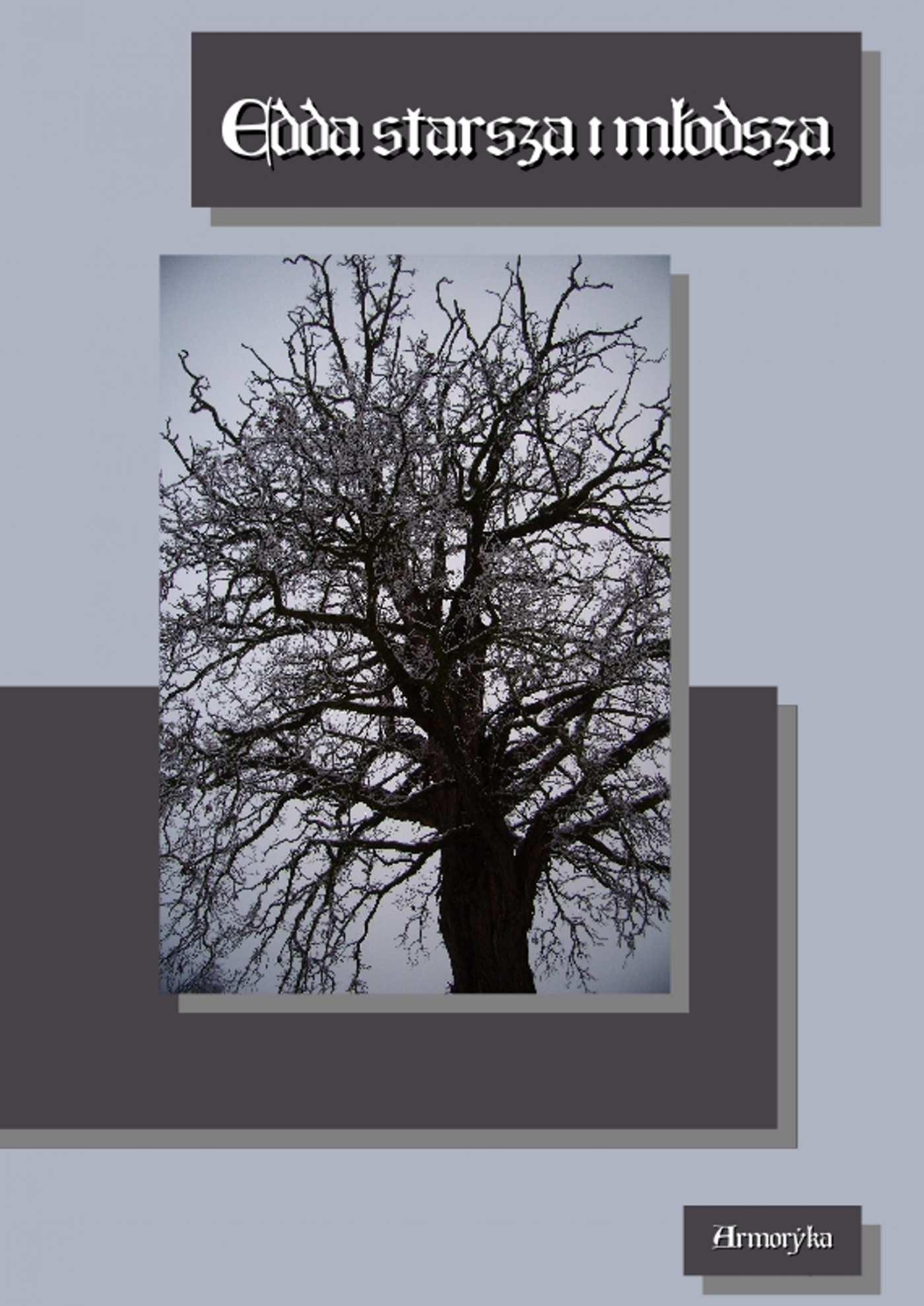 Edda - Starsza - poetycka i Młodsza - prozaiczna - Ebook (Książka EPUB) do pobrania w formacie EPUB