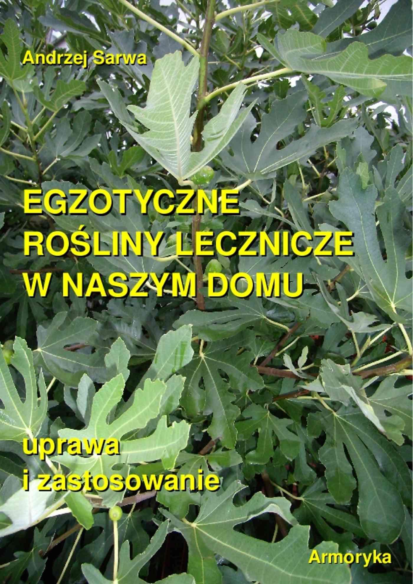 Egzotyczne rośliny lecznicze w naszym domu - Ebook (Książka EPUB) do pobrania w formacie EPUB