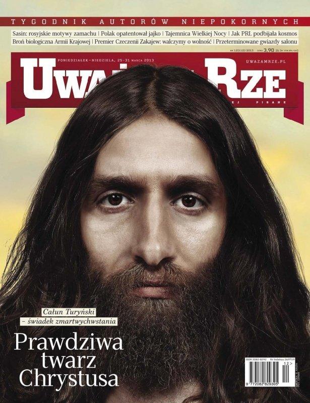 """""""Uważam Rze. Inaczej pisane"""" nr 12/2013 - Ebook (Książka PDF) do pobrania w formacie PDF"""