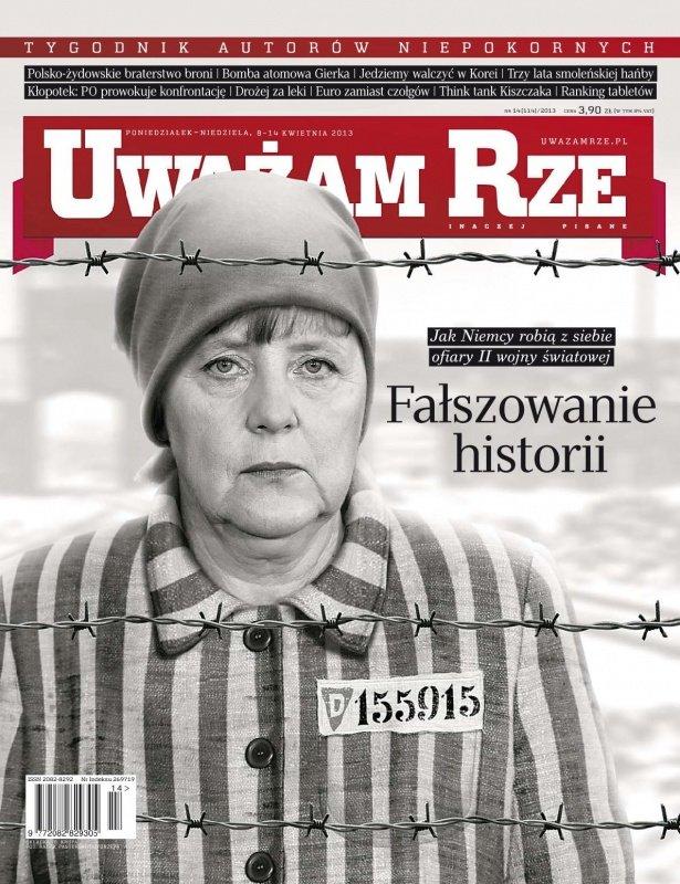 """""""Uważam Rze. Inaczej pisane"""" nr 14/2013 - Ebook (Książka PDF) do pobrania w formacie PDF"""