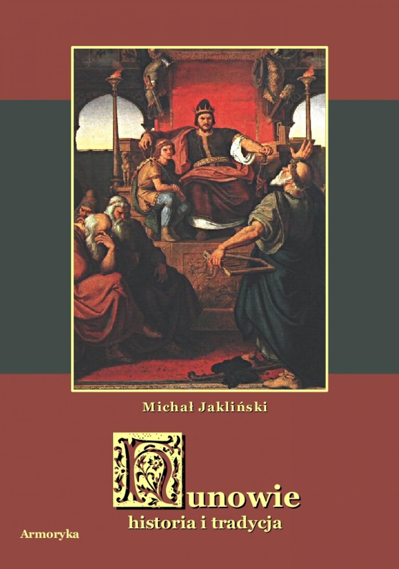 Hunowie. Historia i tradycja - Ebook (Książka EPUB) do pobrania w formacie EPUB
