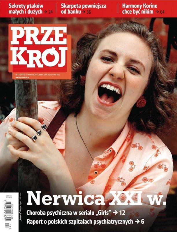 """""""Przekrój"""" nr 13/2013 - Ebook (Książka PDF) do pobrania w formacie PDF"""
