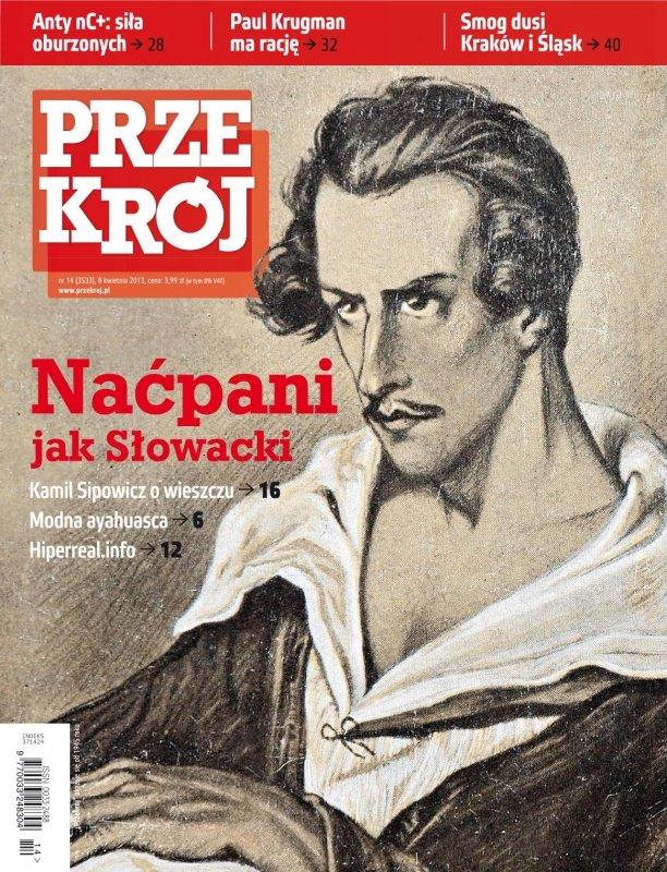 """""""Przekrój"""" nr 14/2013 - Ebook (Książka PDF) do pobrania w formacie PDF"""