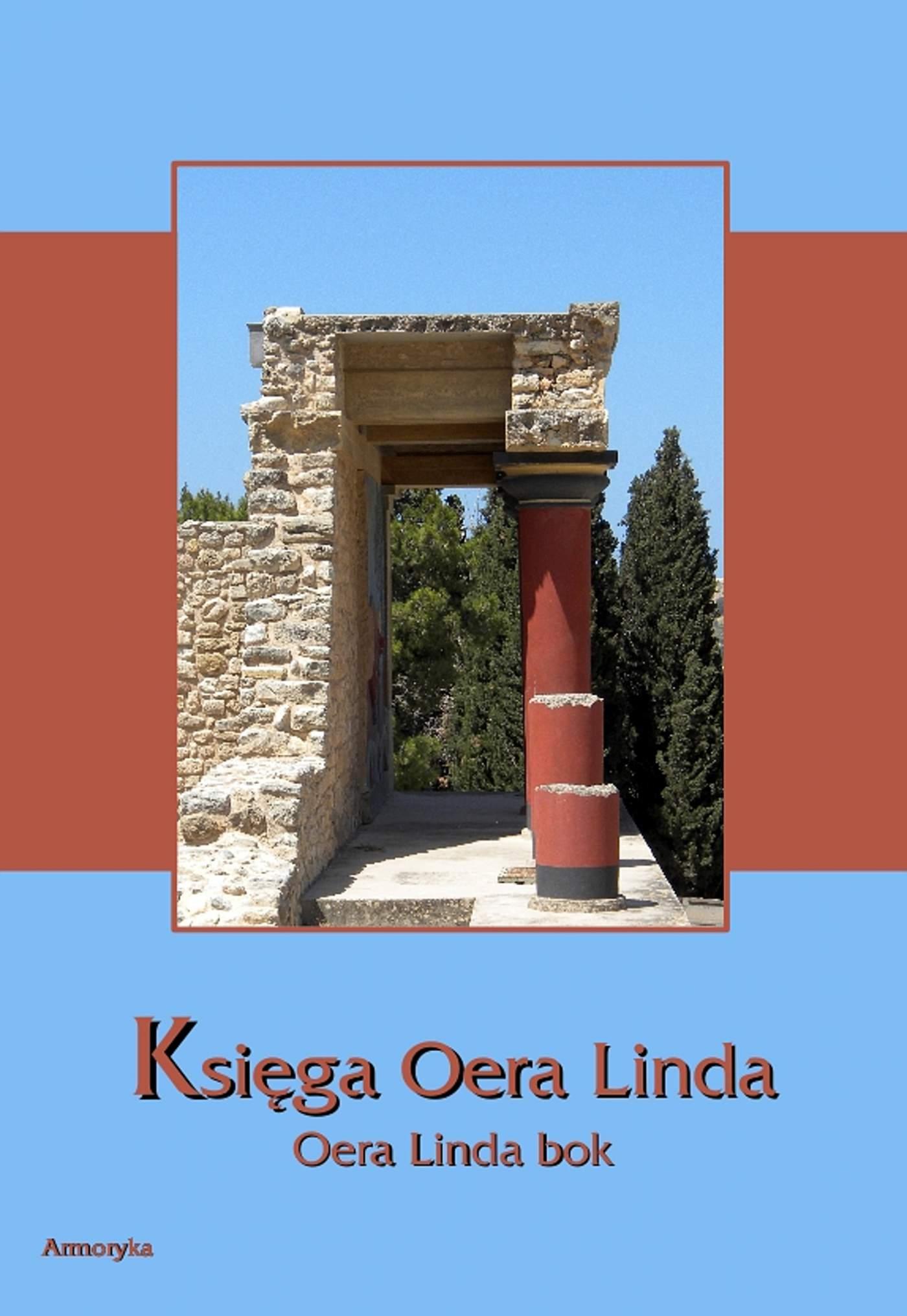 Księga Oera Linda - Oera Linda bok - Ebook (Książka EPUB) do pobrania w formacie EPUB