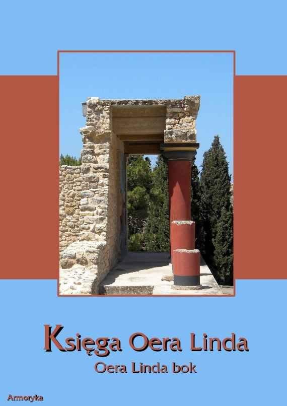 Księga Oera Linda - Oera Linda bok - Ebook (Książka na Kindle) do pobrania w formacie MOBI