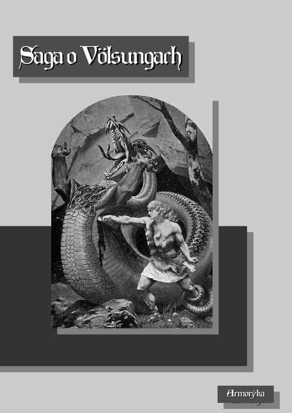 Saga o Völsungach (Wolsungach, Volsungach) - Ebook (Książka na Kindle) do pobrania w formacie MOBI
