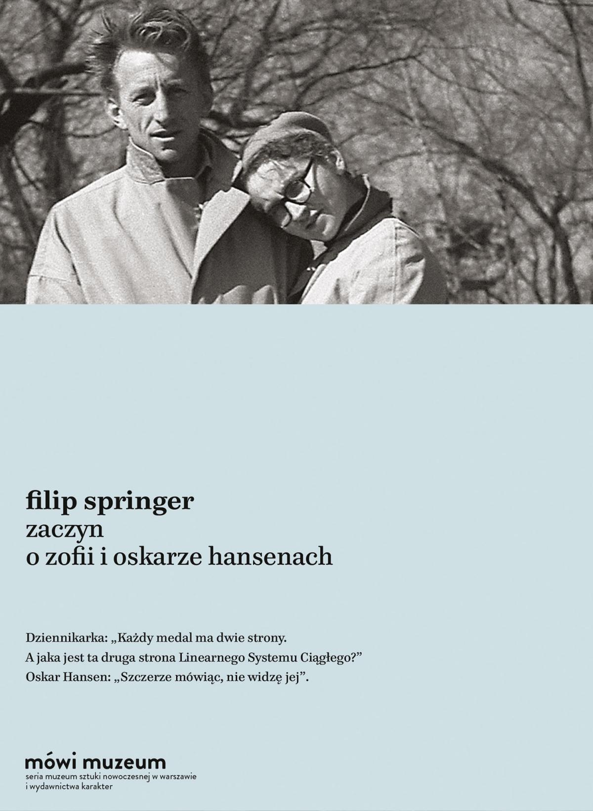 Zaczyn. O Zofii i Oskarze Hansenach - Ebook (Książka na Kindle) do pobrania w formacie MOBI