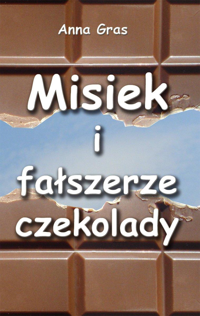 Misiek i fałszerze czekolady - Ebook (Książka EPUB) do pobrania w formacie EPUB