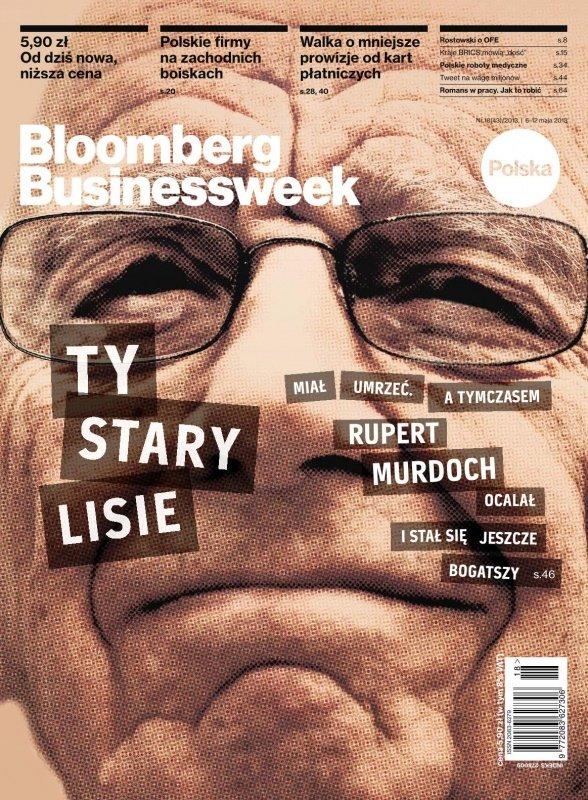"""""""Bloomberg Businessweek"""" wydanie nr 18/13 - Ebook (Książka PDF) do pobrania w formacie PDF"""