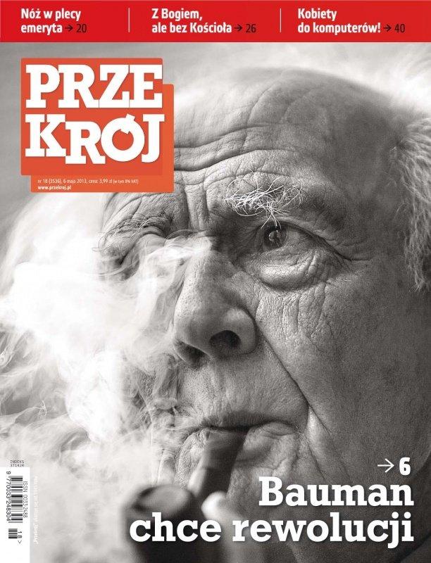 """""""Przekrój"""" nr 18/2013 - Ebook (Książka PDF) do pobrania w formacie PDF"""