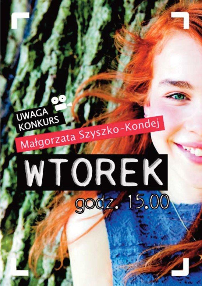 Wtorek, godz 15.00 - Ebook (Książka na Kindle) do pobrania w formacie MOBI