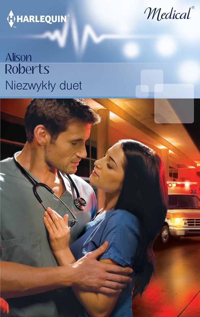 Niezwykły duet - Ebook (Książka EPUB) do pobrania w formacie EPUB