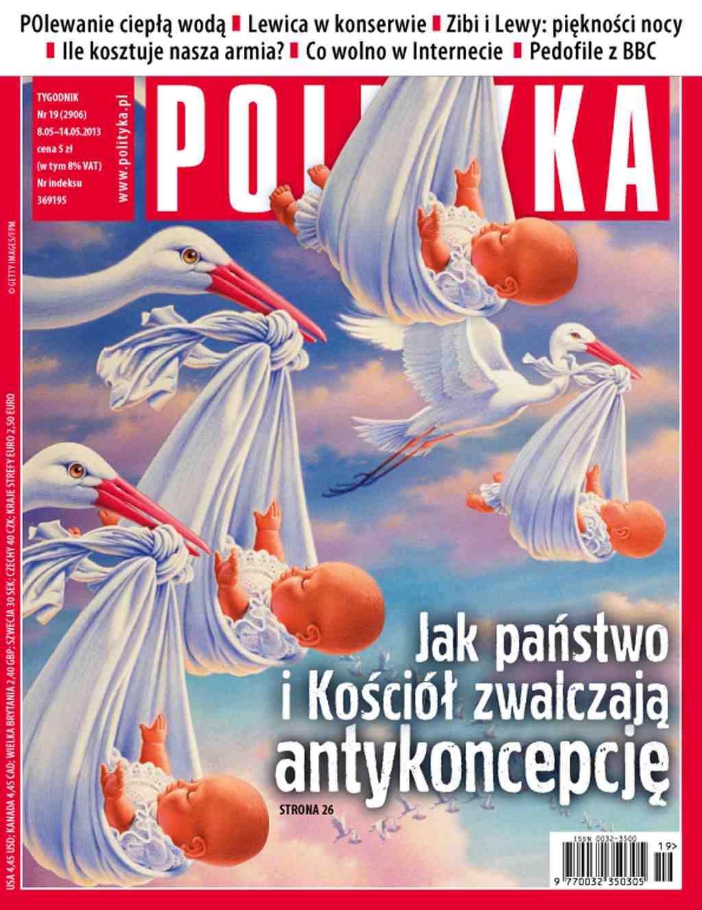 Polityka nr 19/2013 - Ebook (Książka PDF) do pobrania w formacie PDF