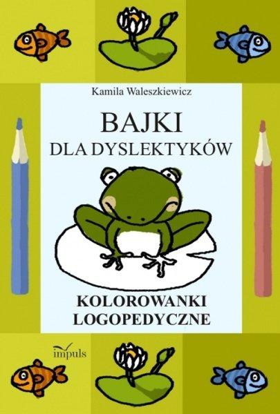 Bajki dla dyslektyków - Ebook (Książka EPUB) do pobrania w formacie EPUB