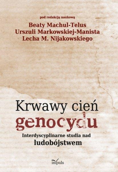 Krwawy cień genocydu - Ebook (Książka EPUB) do pobrania w formacie EPUB
