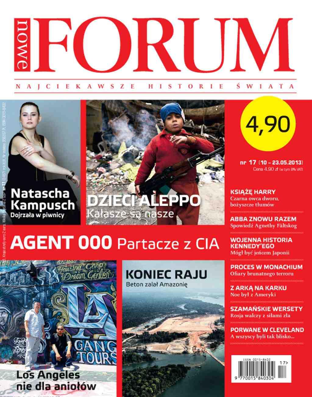 Forum nr 17/2013 - Ebook (Książka PDF) do pobrania w formacie PDF