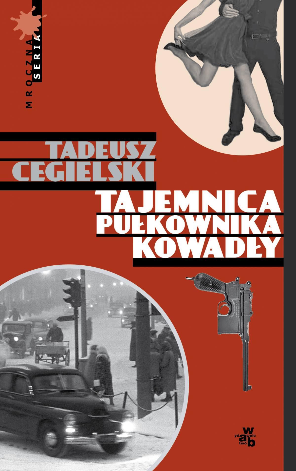Tajemnica pułkownika Kowadły - Ebook (Książka EPUB) do pobrania w formacie EPUB
