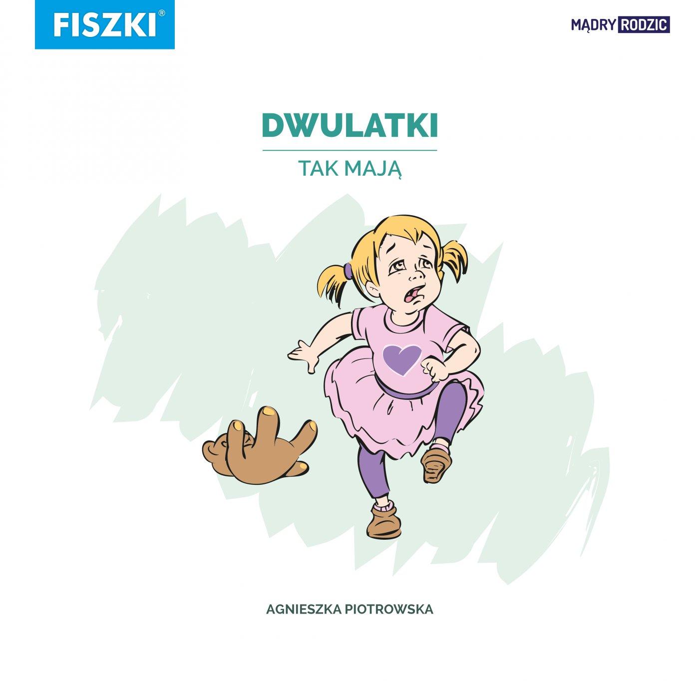 Dwulatki tak mają - Ebook (Książka PDF) do pobrania w formacie PDF