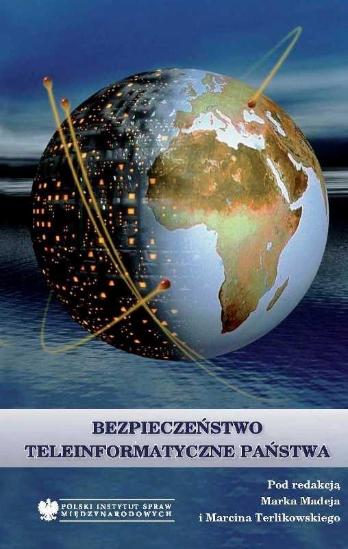 Bezpieczeństwo teleinformatyczne państwa - Ebook (Książka na Kindle) do pobrania w formacie MOBI