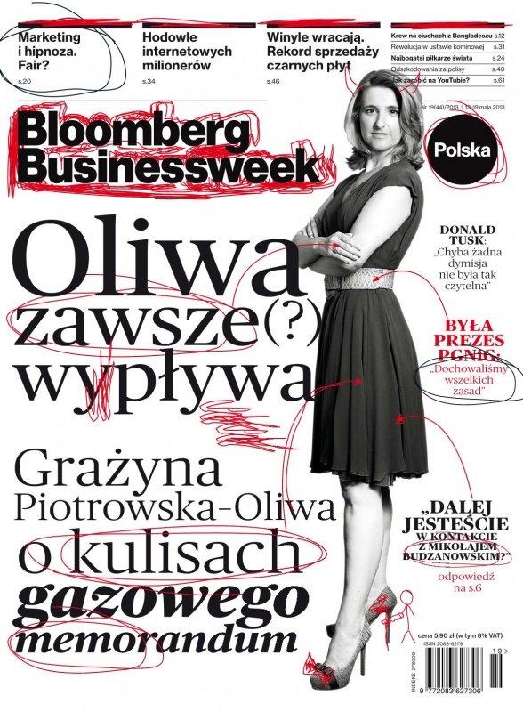 """""""Bloomberg Businessweek"""" wydanie nr 19/13 - Ebook (Książka PDF) do pobrania w formacie PDF"""