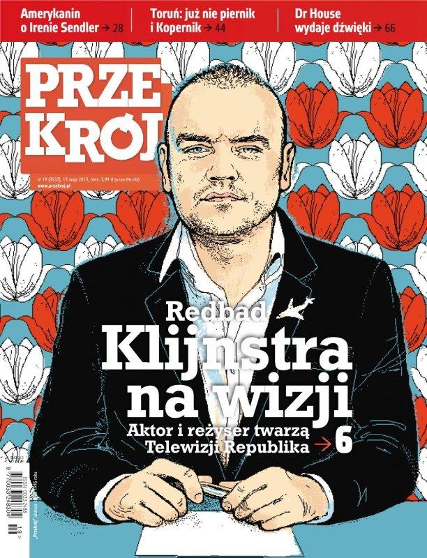 """""""Przekrój"""" nr 19/2013 - Ebook (Książka PDF) do pobrania w formacie PDF"""