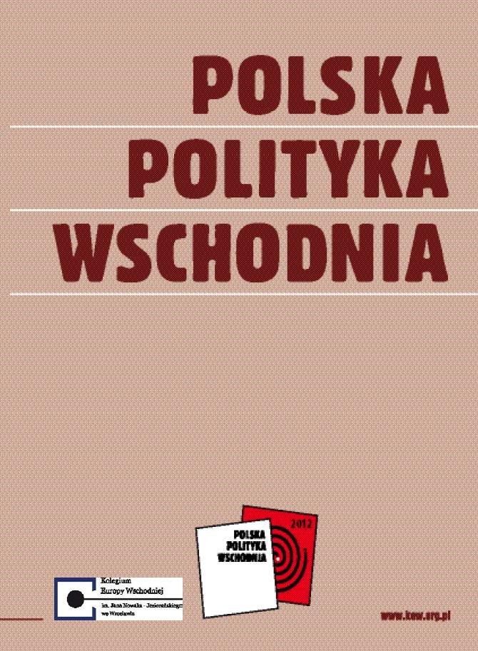 Polska Polityka Wschodnia - Ebook (Książka na Kindle) do pobrania w formacie MOBI