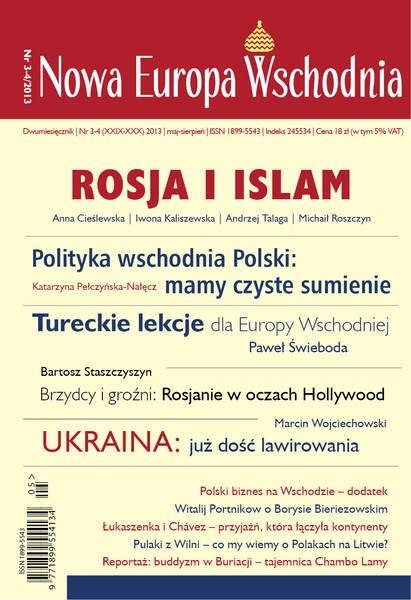 Nowa Europa Wschodnia 3-4/2013 - Ebook (Książka na Kindle) do pobrania w formacie MOBI