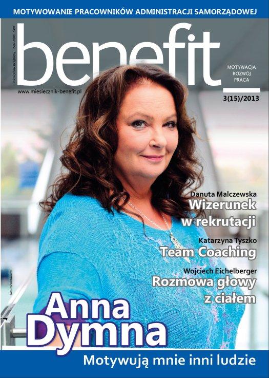 Benefit 3 (15) 2013 - Ebook (Książka EPUB) do pobrania w formacie EPUB