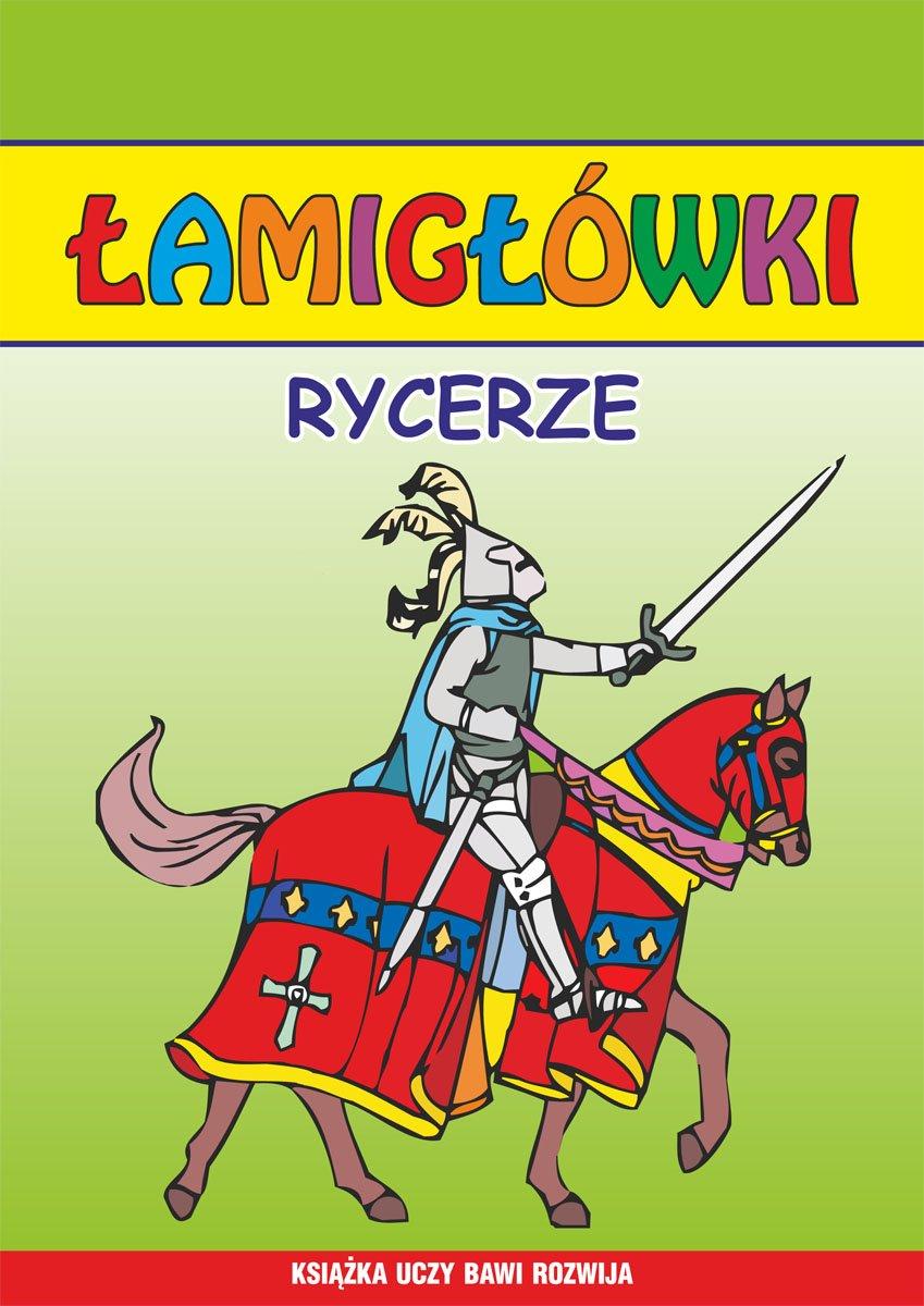 Rycerze. Łamigłówki - Ebook (Książka PDF) do pobrania w formacie PDF