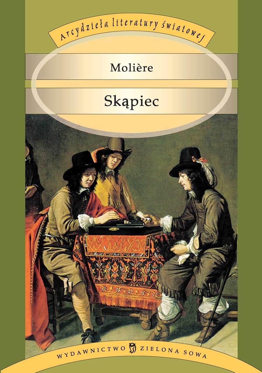 Skąpiec - Ebook (Książka EPUB) do pobrania w formacie EPUB