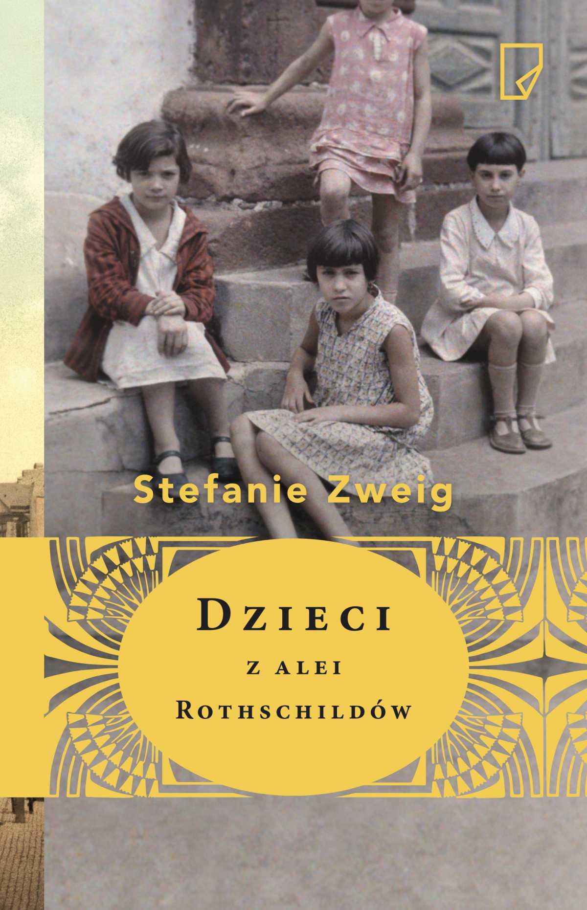 Dzieci z alei Rothschildów - Ebook (Książka EPUB) do pobrania w formacie EPUB