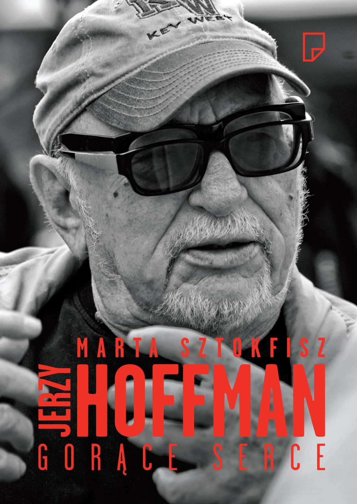 Jerzy Hoffman. Gorące serce - Ebook (Książka EPUB) do pobrania w formacie EPUB