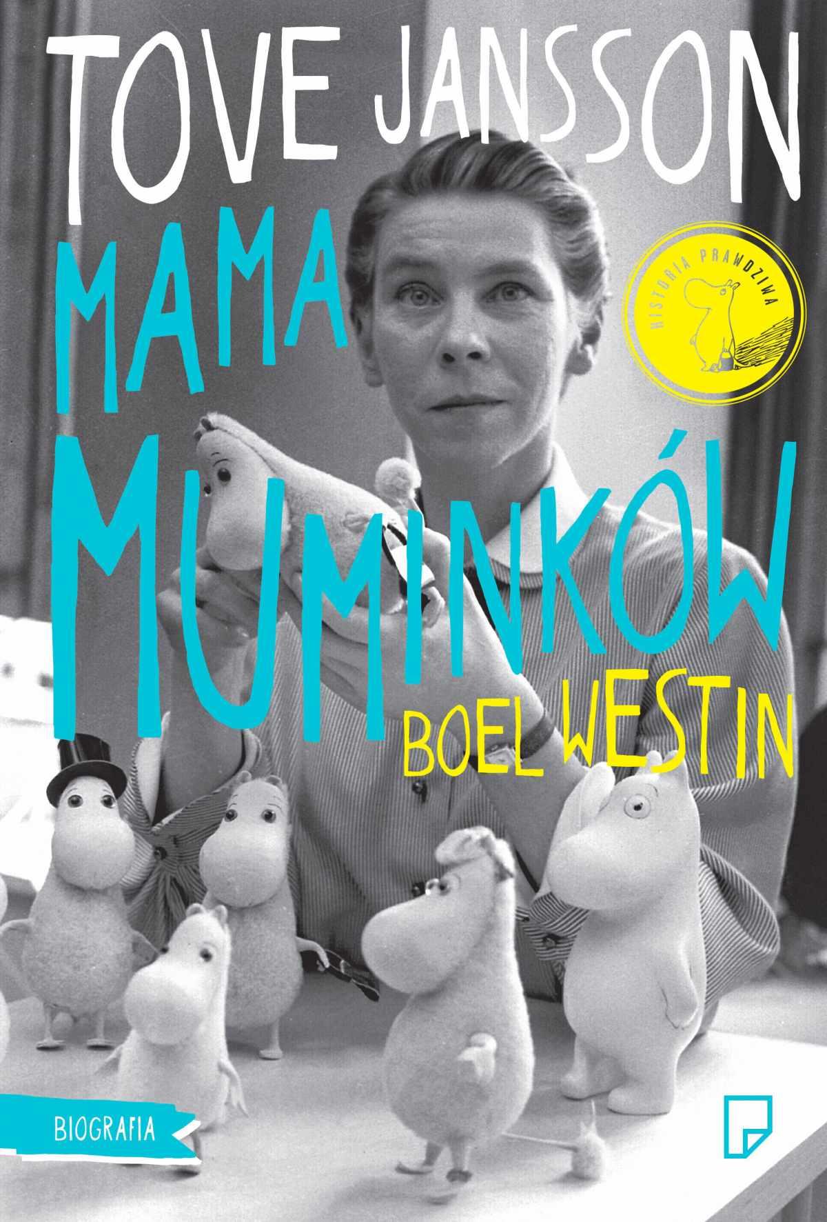 Tove Jansson. Mama muminków - Ebook (Książka EPUB) do pobrania w formacie EPUB