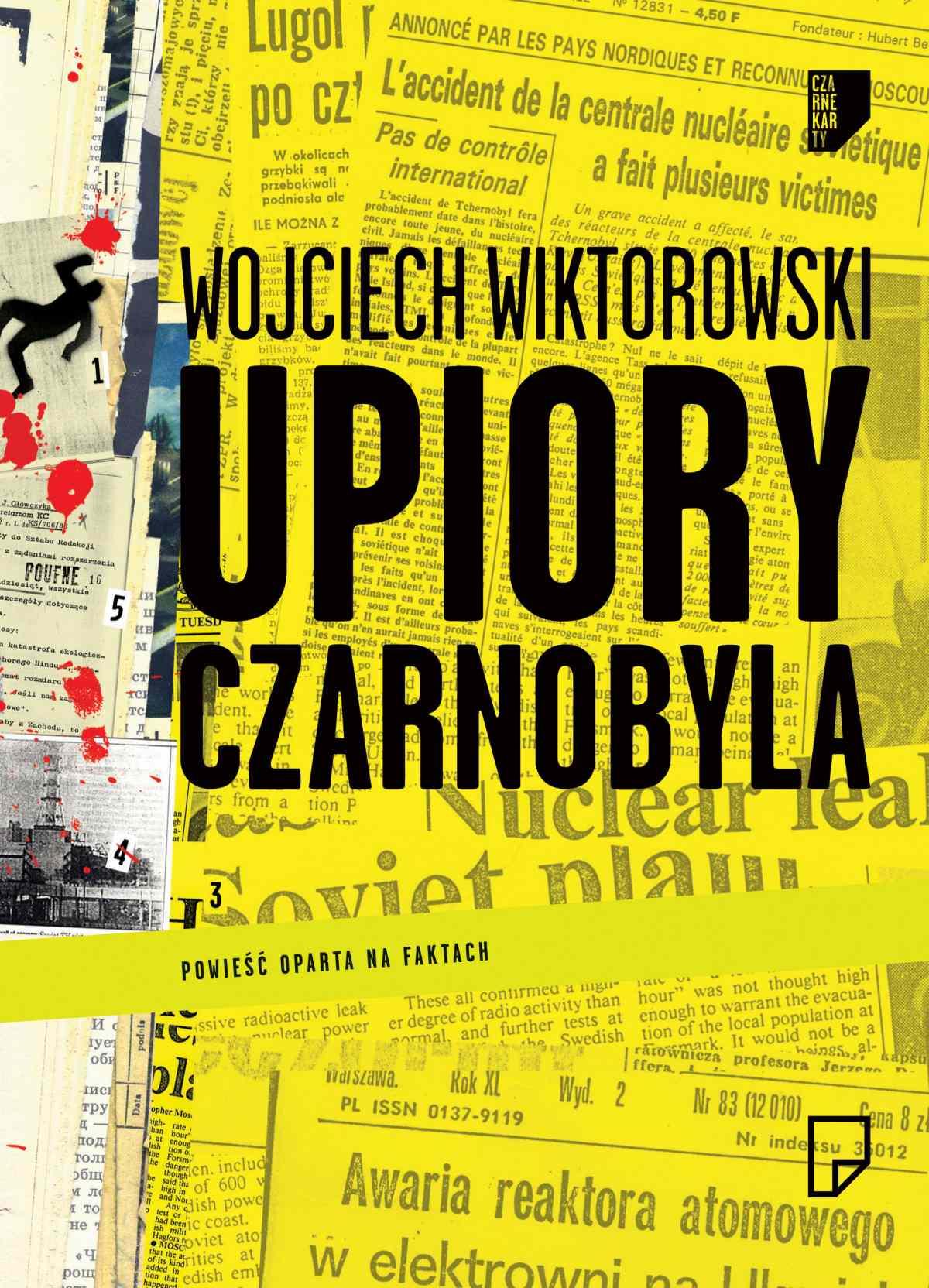 Upiory Czarnobyla - Ebook (Książka EPUB) do pobrania w formacie EPUB