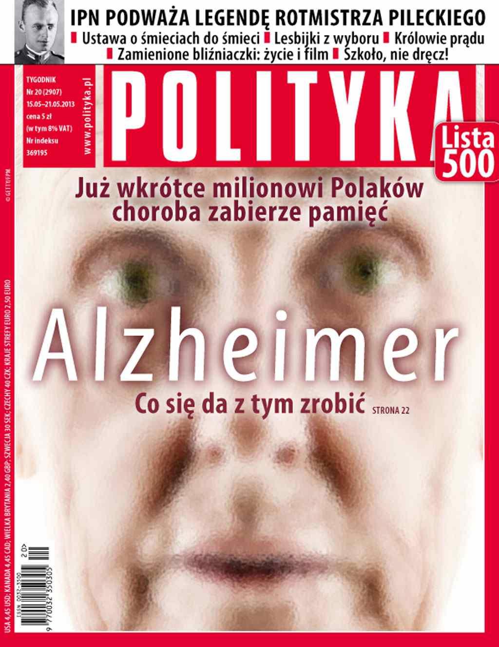 Polityka nr 20/2013 - Ebook (Książka PDF) do pobrania w formacie PDF