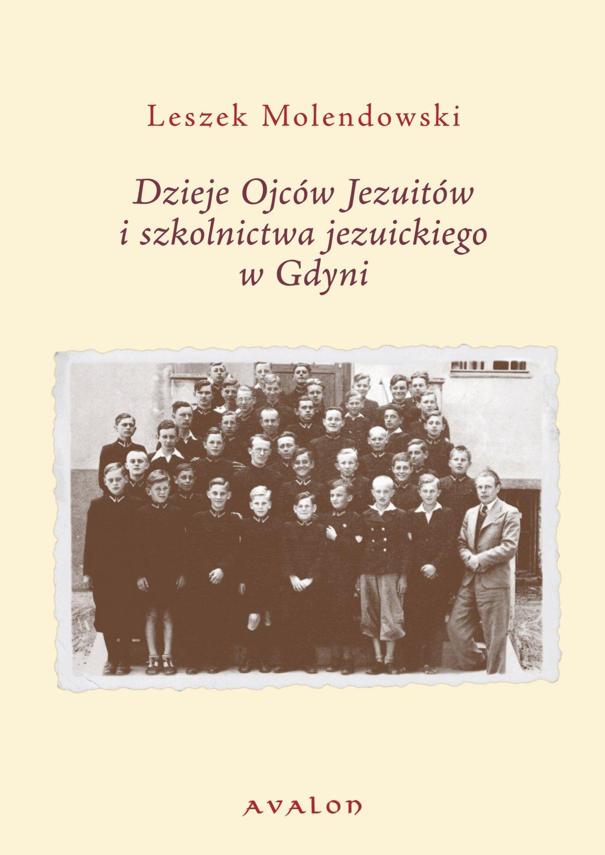 Dzieje Ojców Jezuitów i szkolnictwa jezuickiego w Gdyni - Ebook (Książka PDF) do pobrania w formacie PDF