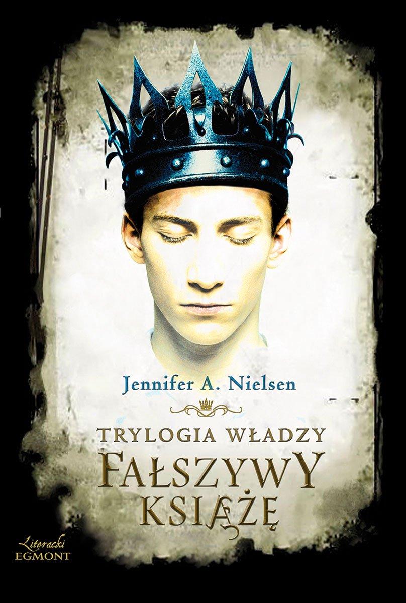 Fałszywy książę. Trylogia władzy - Ebook (Książka EPUB) do pobrania w formacie EPUB