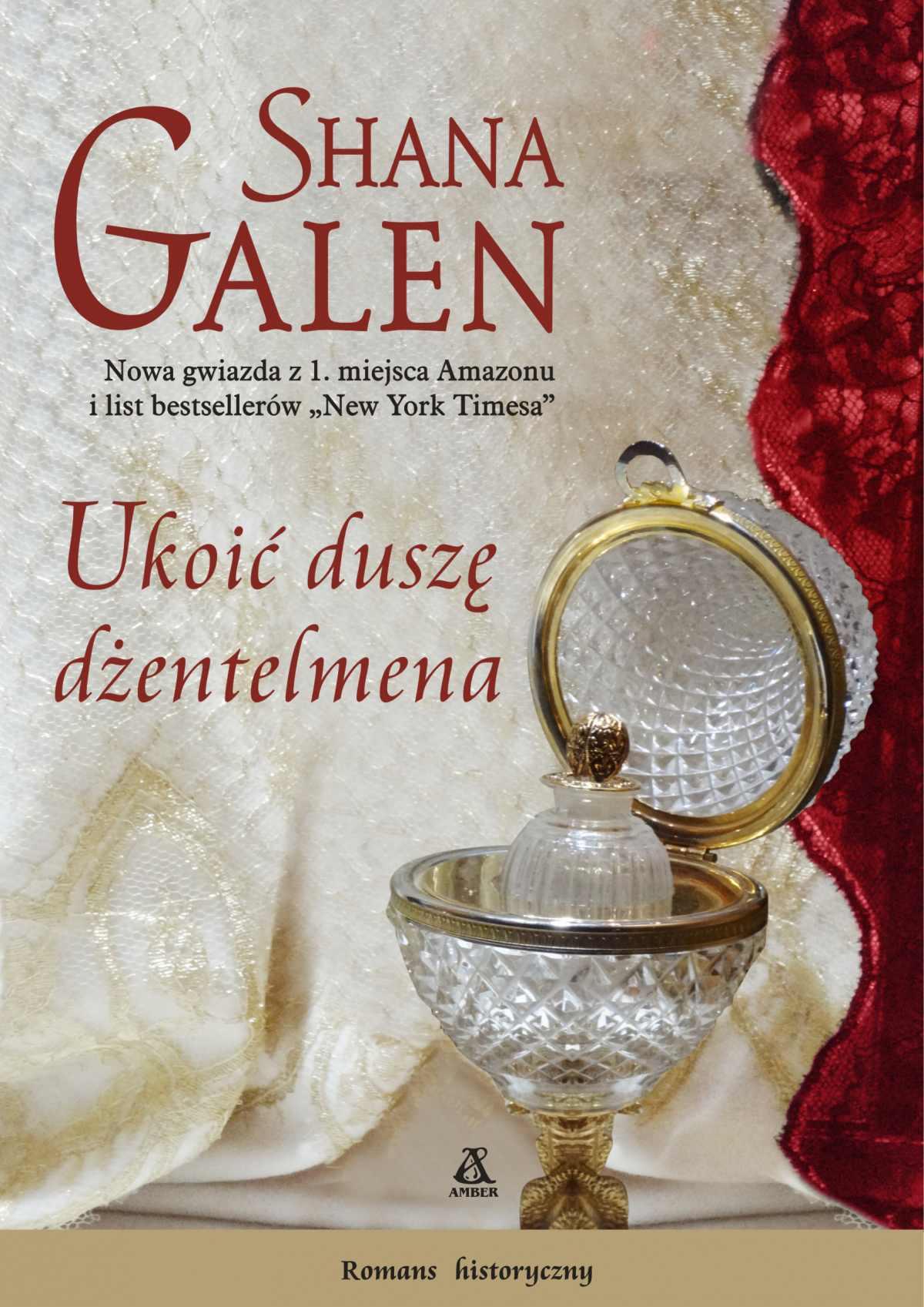 Ukoić duszę dżentelmena - Ebook (Książka na Kindle) do pobrania w formacie MOBI