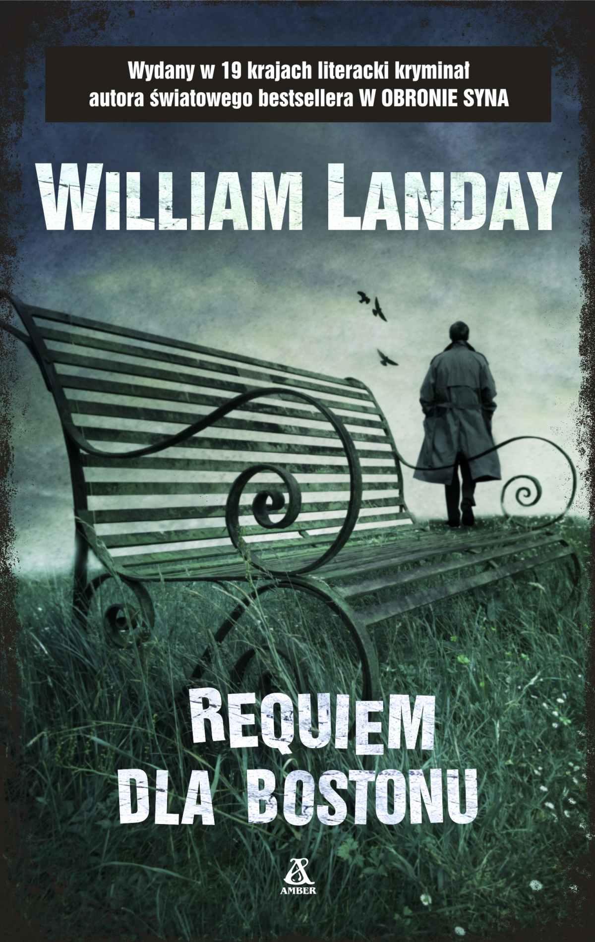 Requiem dla Bostonu - Ebook (Książka EPUB) do pobrania w formacie EPUB