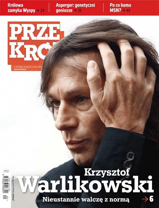 """""""Przekrój"""" nr 20/2013 - Ebook (Książka PDF) do pobrania w formacie PDF"""
