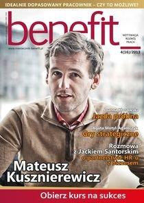 Benefit 4 (16) 2013 - Ebook (Książka EPUB) do pobrania w formacie EPUB