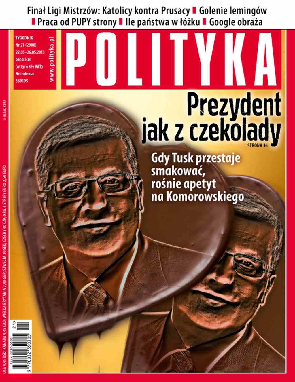 Polityka nr 21/2013 - Ebook (Książka PDF) do pobrania w formacie PDF